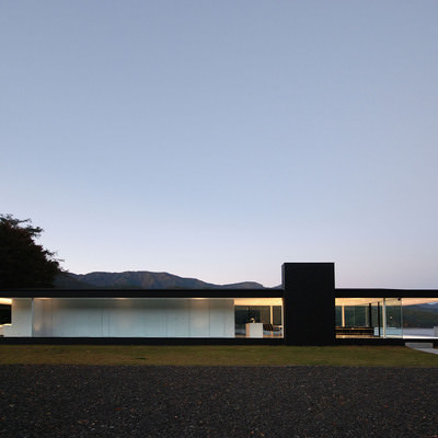 小川 晋一 / Shinichi Ogawa & Associates : LAKESIDE HOUSE thumbnail