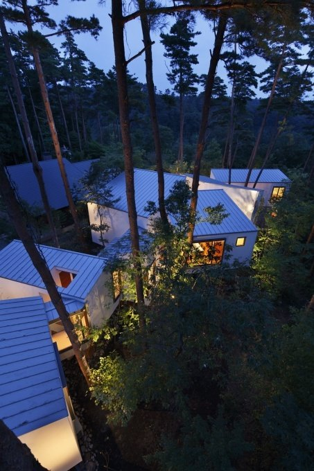 Residence in Daisen [The Aperture in the Forest] thumbnail4