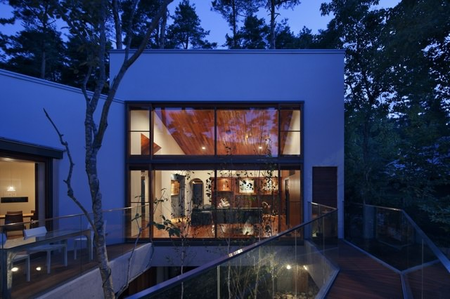 Residence in Daisen [The Aperture in the Forest] thumbnail6