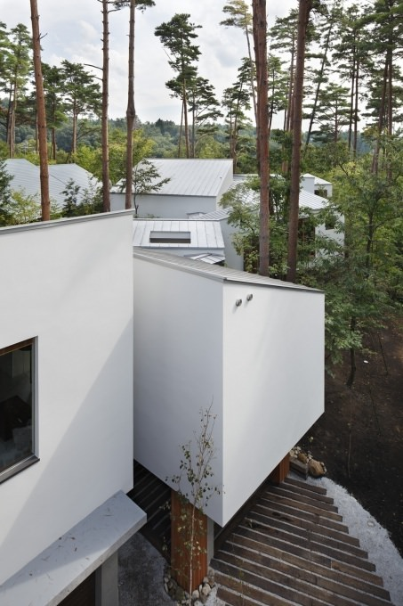 Residence in Daisen [The Aperture in the Forest] thumbnail8