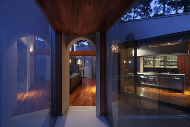 Residence in Daisen [The Aperture in the Forest] thumbnail10
