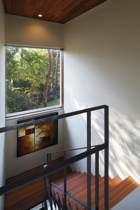Residence in Daisen [The Aperture in the Forest] thumbnail11