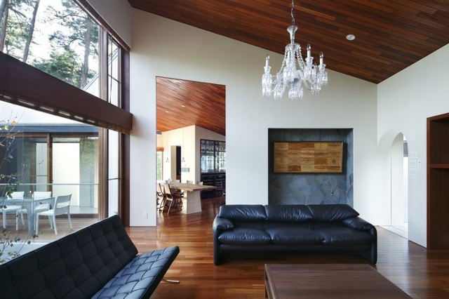 Residence in Daisen [The Aperture in the Forest] thumbnail14