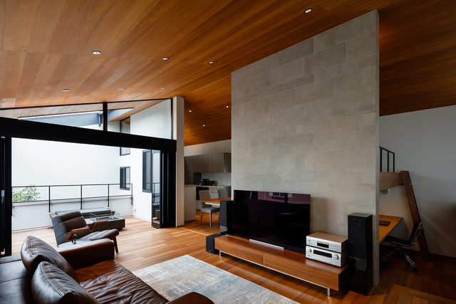 House in Yamate: T's residence  thumbnail2
