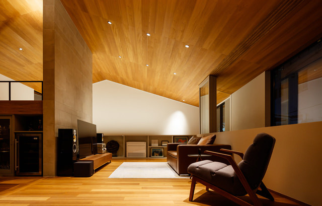 House in Yamate: T's residence  thumbnail3