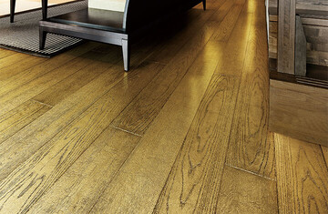 Gold Leaf, Platinum Leaf Flooring