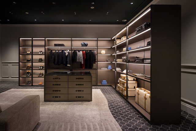 The Wardrobe for GLOBE-TROTTER by Molteni&C image3